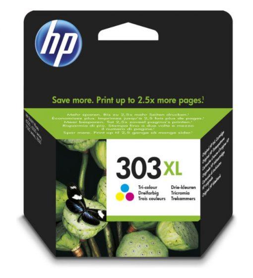 HP 303xl-kleur